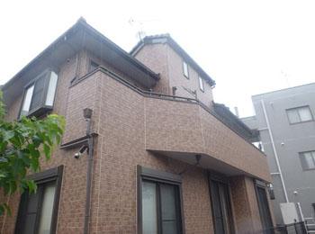 東京都西東京市の施工事例(無機)