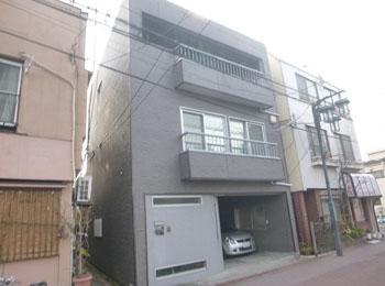 東京都江戸川区の施工事例(無機)