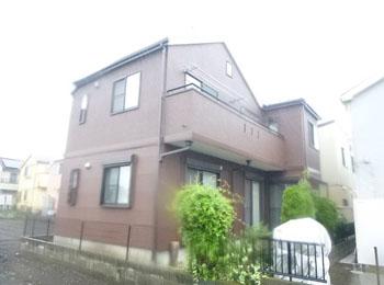 東京都目黒区の施工事例(遮熱シリコン)