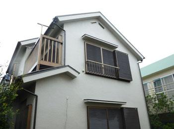東京都江戸川区の施工事例(遮熱シリコン)