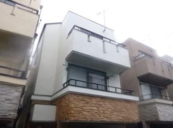 東京都板橋区の施工事例(無機フッ素)