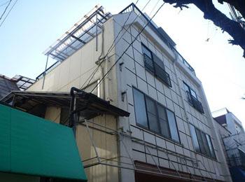 東京都小平市の施工事例(ダイヤモンドコート)