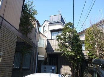東京都世田谷区の施工事例(ダイヤモンドコート)