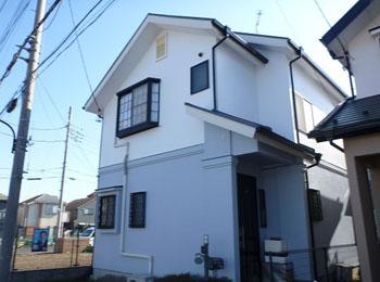 東京都清瀬市の施工事例(ダイヤモンドコート)