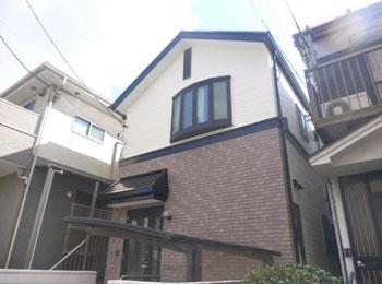東京都世田谷区の施工事例(遮熱フッ素)